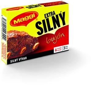 Maggi Extra silný bujón 60g, vybrané druhy