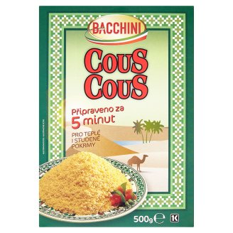 Bacchini CousCous 500g