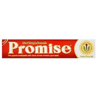 Promise zubní pasta, vybrané druhy