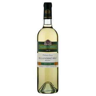 Zámecké vinařství Bzenec, Cellarium Bisencii, vybrané druhy
