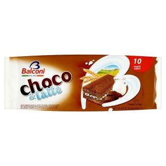 Balconi Choco & latte, balené 10x30g