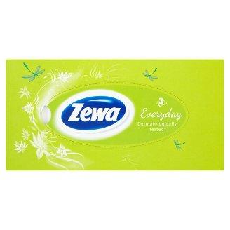 Zewa papírové kapesníčky 2-vrstvé, 100ks box