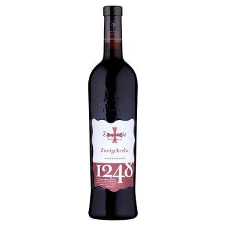 Templářské sklepy Čejkovice odrůdové víno, vybrané druhy