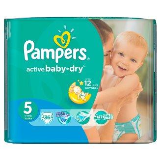 Pampers Active Baby Dětské pleny v akci