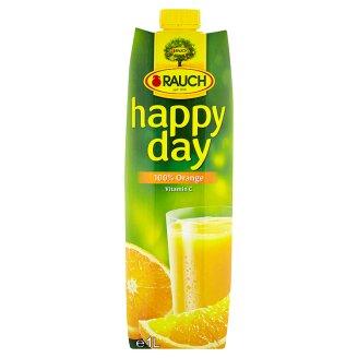 Happy Day džus 100% 1l, vybrané druhy