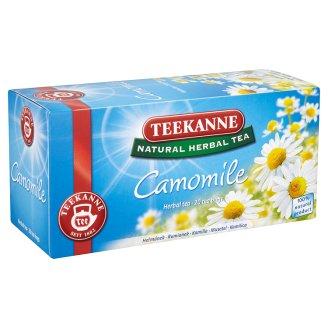 Teekanne Natural herbal tea bylinkové čaje, vybrané druhy 20 sáčků