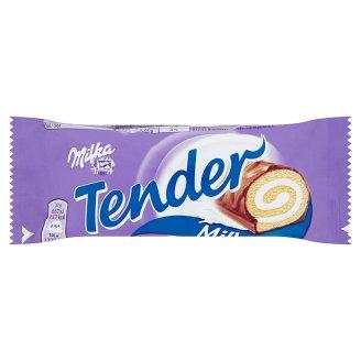 Milka Tender roláda, vybrané druhy