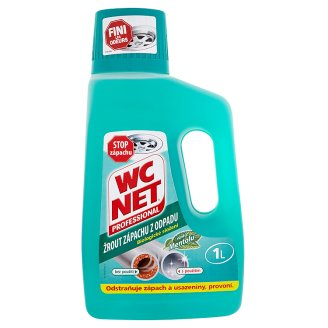 WC Net Professional Žrout zápachu z odpadu, vybrané druhy