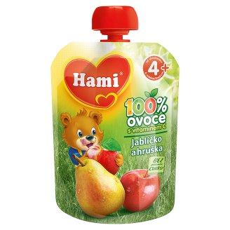 Hami ovocný příkrm 90g, vybrané druhy