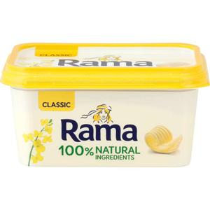 Rama 400g, vybrané druhy