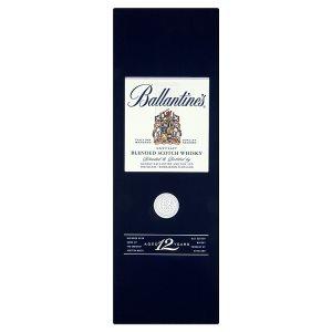 Ballantine's 12letá skotská whisky 700ml