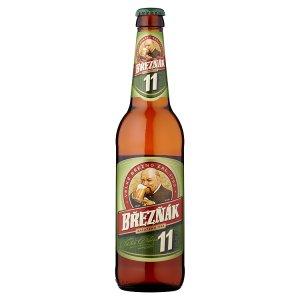 Březňák 11 pivo ležák světlý 0,5l