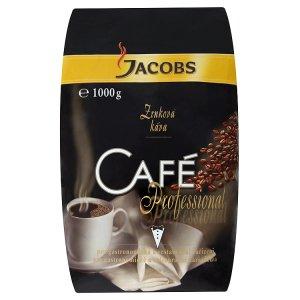 Jacobs Café Professional Pražená zrnková káva 1000g