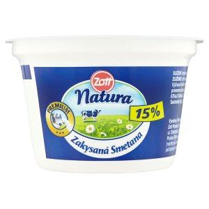 Zott Natura Zakysaná smetana 15% 180g