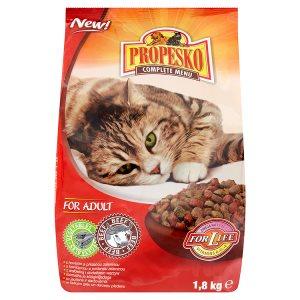 Propesko granule pro kočky 1,8kg, vybrané druhy