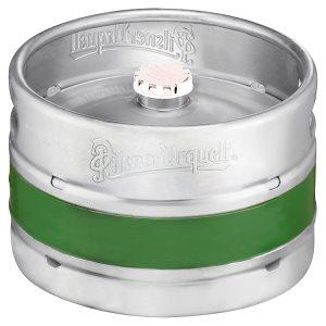 Pilsner Urquell Pivo ležák světlý sud 15l