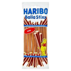 Haribo Balla Stixx želé 80g, vybrané druhy