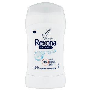 Rexona tuhý antiperspirant deodorant 40ml, vybrané druhy