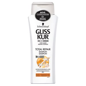 Gliss Kur Total Repair šampon 400ml