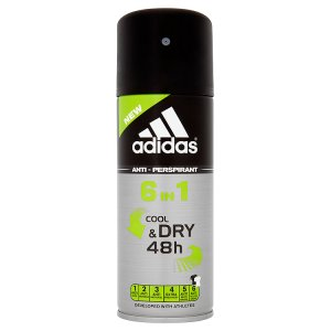 Adidas Cool & dry 48h anti-perspirant 6v1 150ml