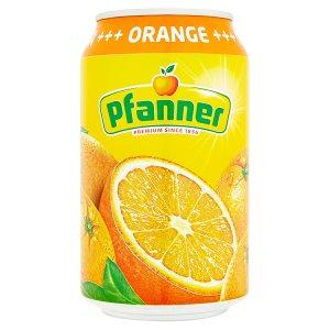 Pfanner ovocný nápoj 0,33l, vybrané druhy