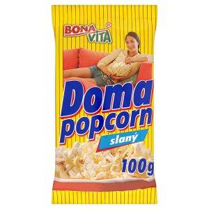 Bona Vita Doma popcorn 100g, vybrané druhy