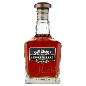 Jack Daniel's Single Barrel Tennessee whiskey 0,7l