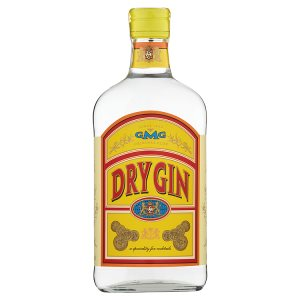GMG Dry Gin 37.5% 0,7l