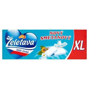 Želetava Nový smetanový XL tavený sýr 4 ks 200g