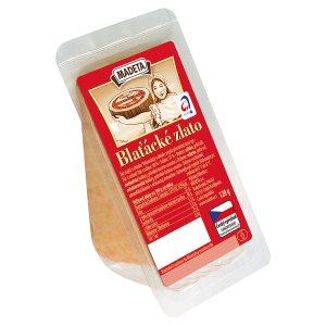 Madeta Blaťácké Zlato Sýr zrající v chladu 120g