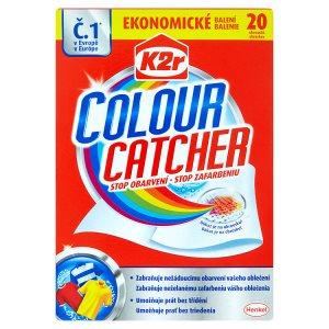 K2r Colour Catcher Prací ubrousky 20 ks
