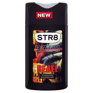 STR8 Rebel hydratační sprchový gel 250ml