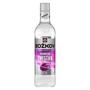 Božkov Moravská švestka 0,5l