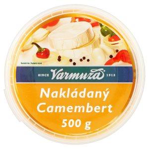 Varmuža Nakládaný camembert 500g