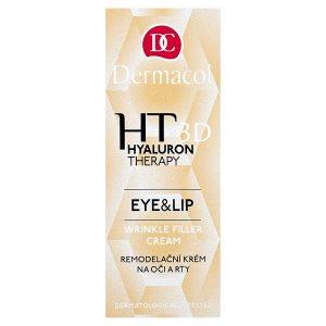 Dermacol HT 3D Hyaluron Therapy remodelační krém na oči a rty 15ml