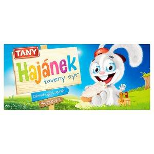 Tany Hajánek tavený sýr 3 x 50g