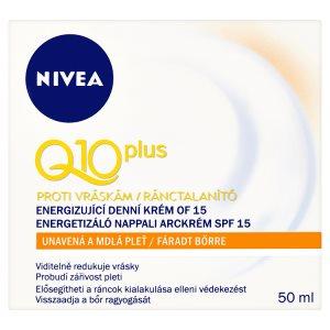 Nivea Q10 Plus Energizující denní krém proti vráskám OF 15 50ml