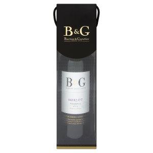 B&G Merlot Réserve červené víno 750ml