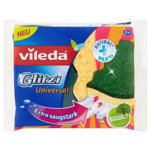 Vileda Glitzi Univerzal viskózní houbička 2 ks