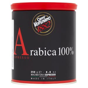 Caffé Vergnano Káva mletá 250g v akci