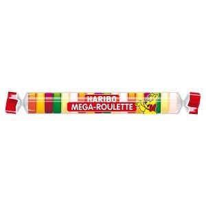 Haribo Mega-roulette želé s ovocnými příchutěmi 45g