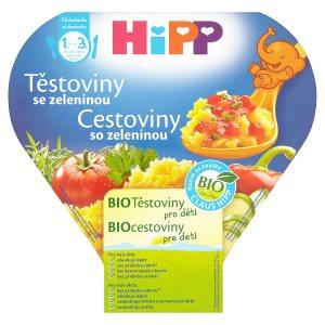 HiPP Bio Masozeleninové příkrmy vybrané druhy 250g