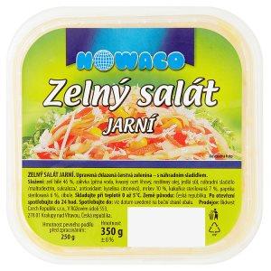 Nowaco Zelný salát jarní 350g