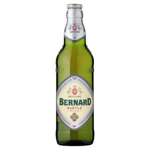 Bernard Světlé výčepní pivo 0,5l