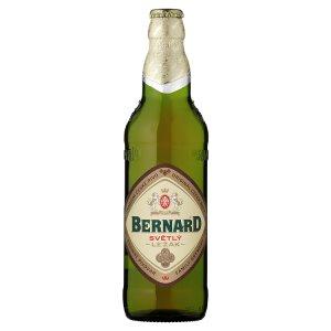 Bernard Tradiční světlý ležák 0,5l