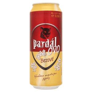 PardálOVO Bezové míchaný nápoj z piva 0,5l