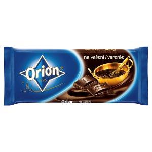 ORION čokoláda na vaření 100g, vybrané druhy