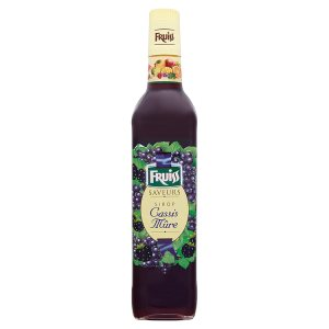 Fruiss Blackcurrant/ Blackberry Syrup 70cl