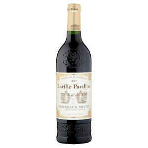 Laville Pavillon Bordeaux Rouge francouzské révové suché červené víno 75cl