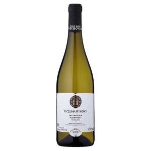 Vinné Sklepy Lechovice Ryzlink rýnský víno s přívlastkem pozdní sběr polosladké 750ml